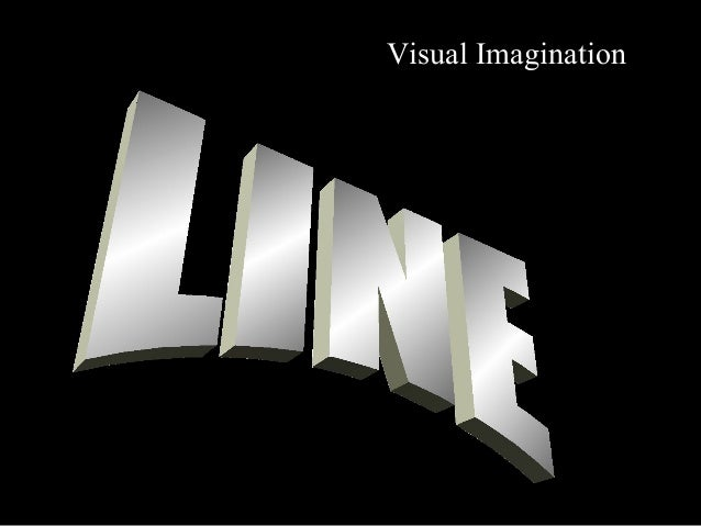 12   the visual elements -line