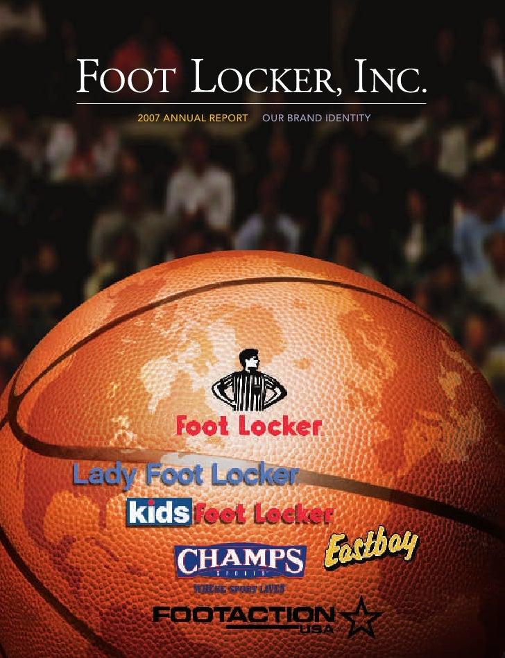foot locker ar 2007