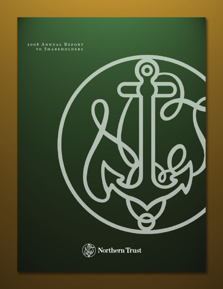 northan trust corp.2008_AnnualReport