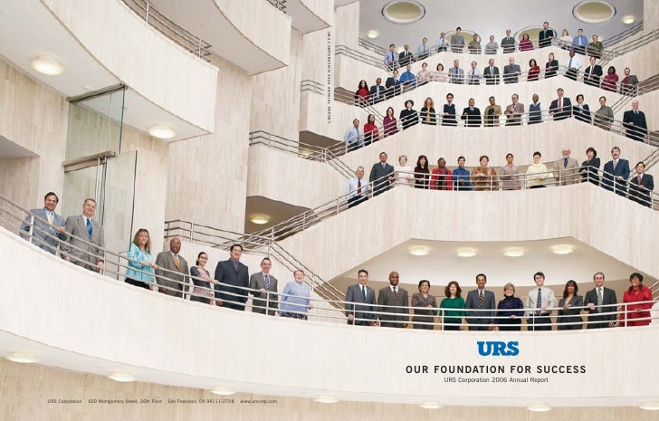 urs annual reports 2006
