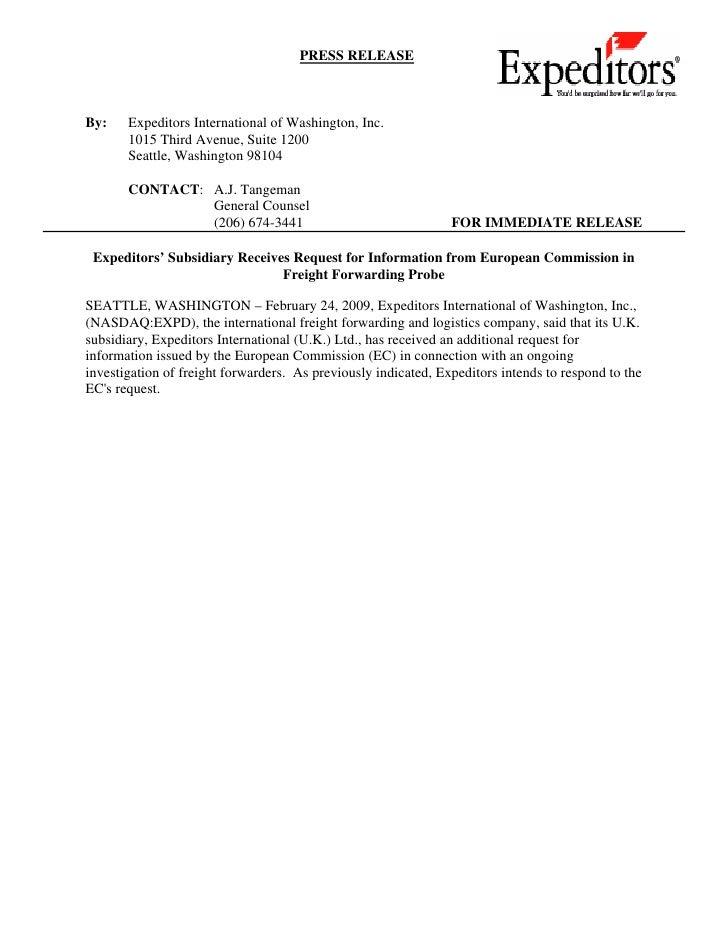 .expeditors_EC_Investigation_Release_2009