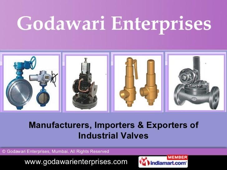 Godawari Enterprises Maharashtra  India