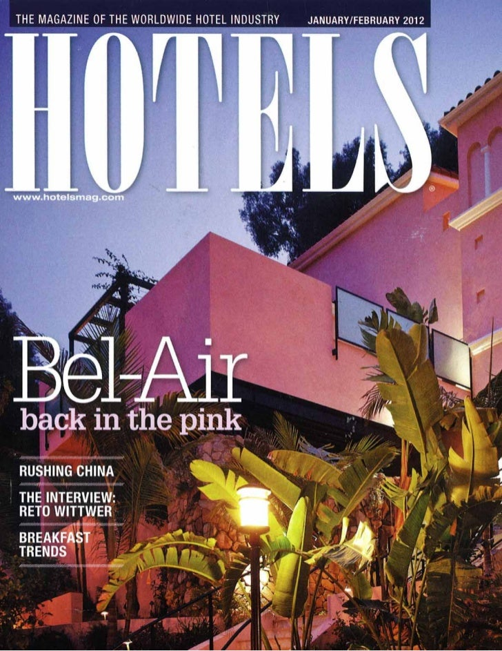 Hotels (USA) trend story about hotel breakfast programs