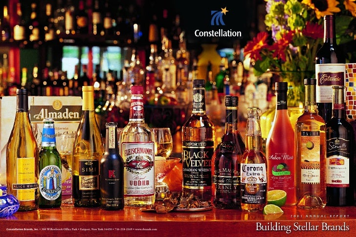 Constellation Brands, Inc. • 300 Willowbrook Office Park • Fairport, New York 14450 • 716 -218 -2169 • www.cbrands.com a2
