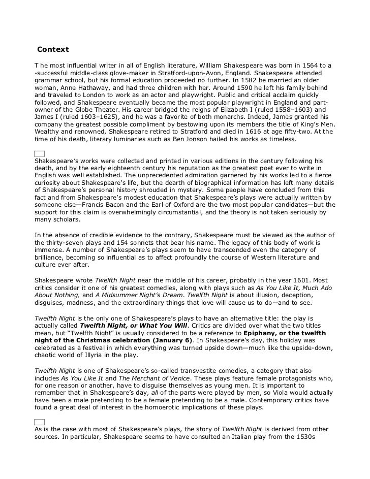 twelfth night analysis of fools View notes - twelfth night analysis of fools from art and dr 3232421up at uni portsmouth twelfth night - analysis of fools a fool can be defined in many meanings according to the oxford english.