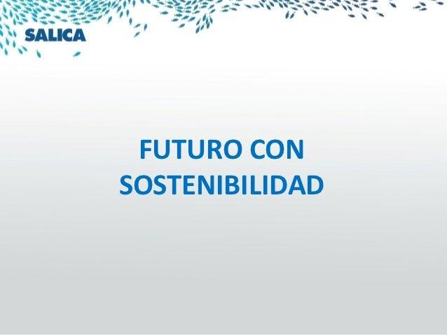 FUTURO CONSOSTENIBILIDAD