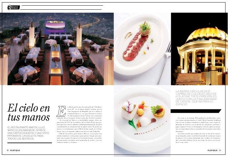 Mustique Magazine Argentina (Sirocco)