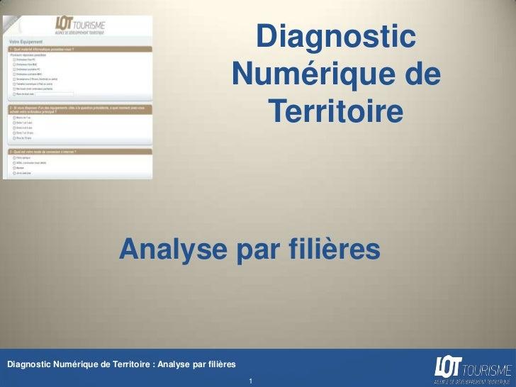 Diagnostic                                                       Numérique de                                             ...