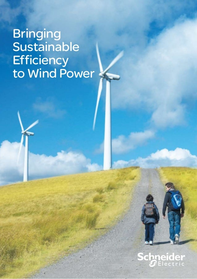 Bringing Sustainable Efficiency to Wind Power