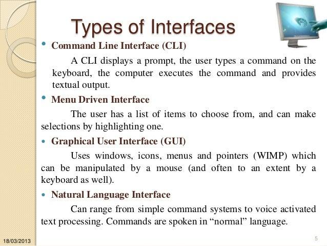 Interaction Natural Human Language
