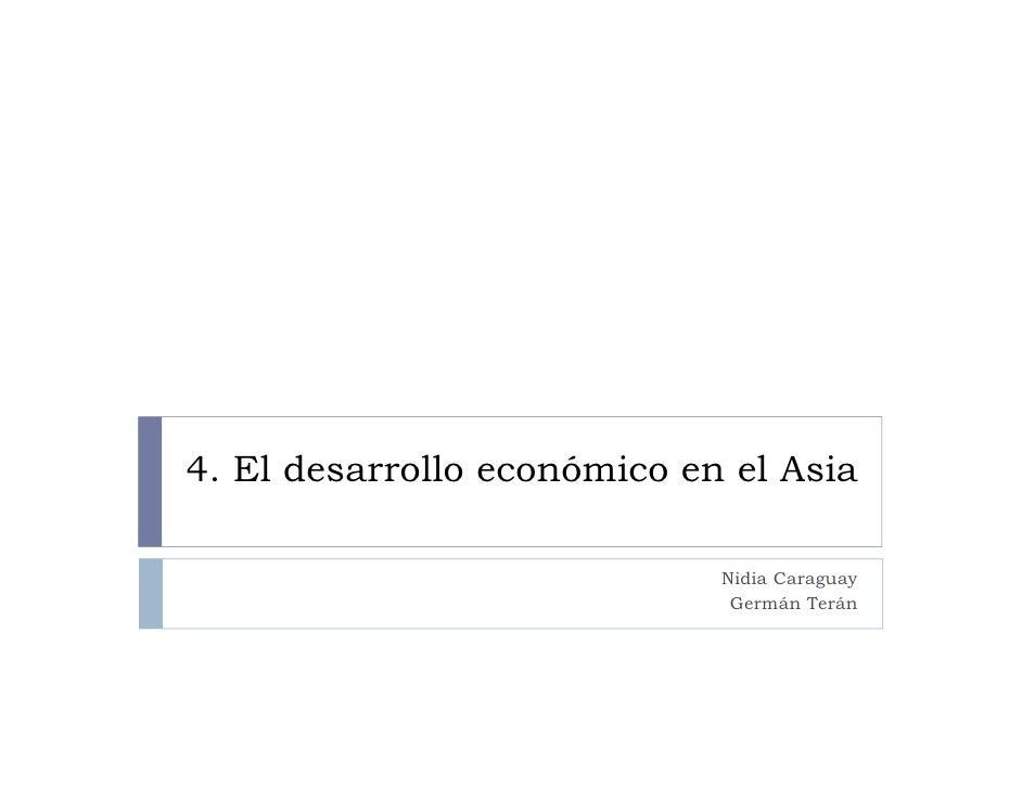 [Critica] Asia y los Gansos Voladores (UNCTAD)