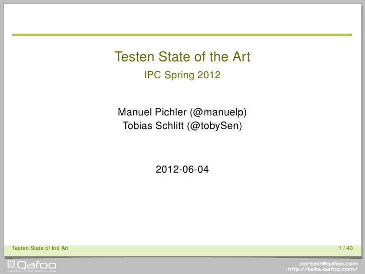12 05 ipc_se_testen_state_of_the_art