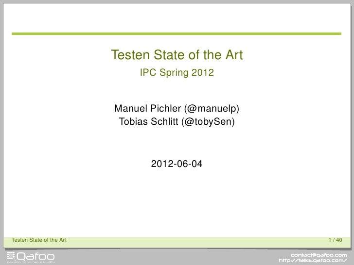 12 05 ipc_se_testen_state_of_the_art