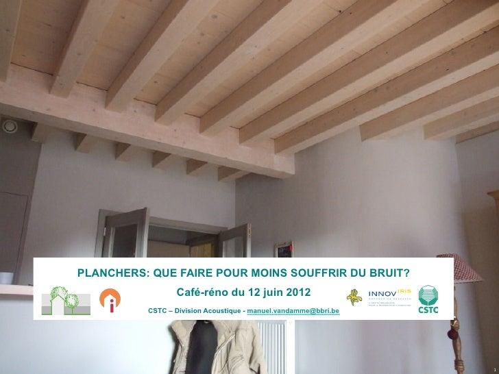 Wetenschappelijk en TechnischCentrum voor het BouwbedrijfCentre Scientifique et Techniquede la Construction               ...