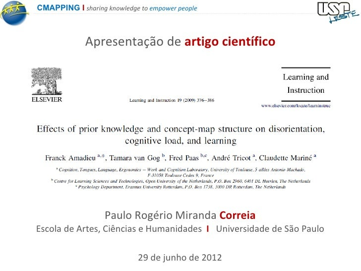 Effects of prior knowledge and concept-map structure on disorientation, cognitive load, and learning