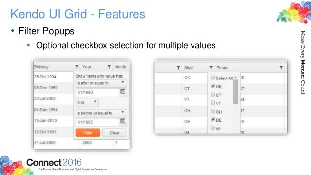 The grid the brad and the ugly using grids to improve for Kendo mvc grid column template