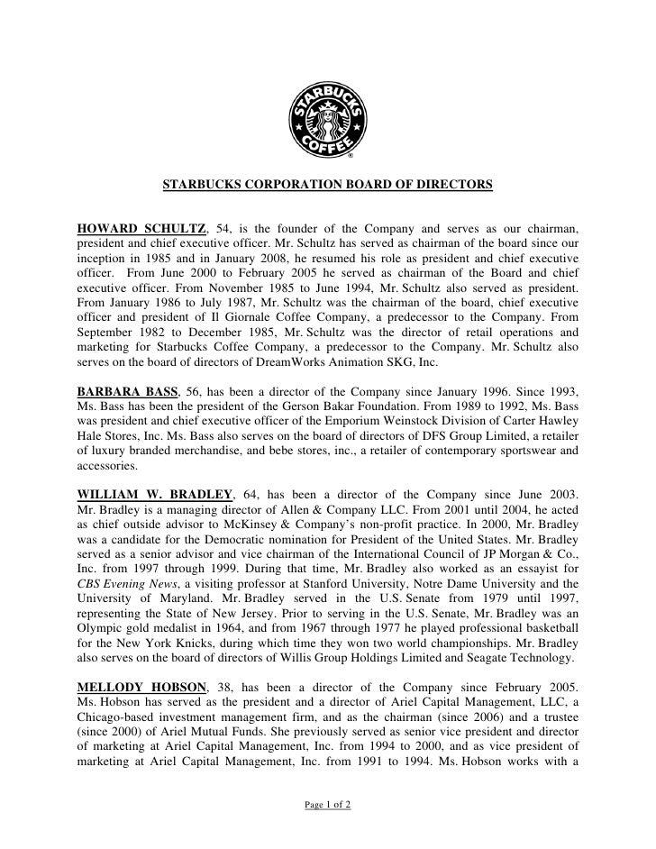 Starbucks_Board_of_Directors_brief_bios