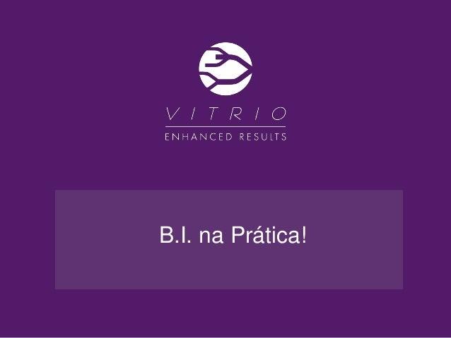 BI na prática para pequenos negócios - Gerson Ribeiro