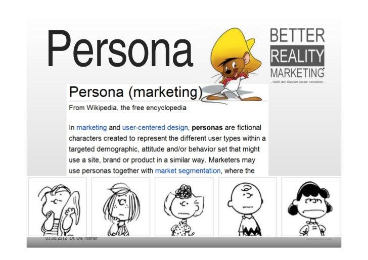 Persona03.08.2012 Dr. Ute Hillmer