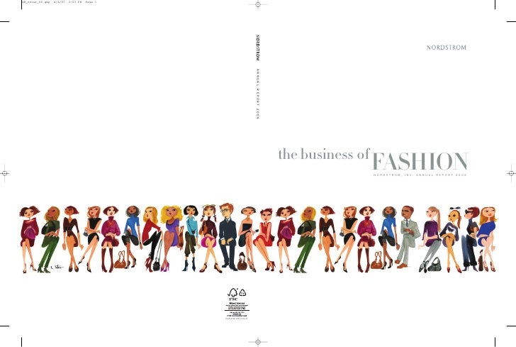 the business of                   FASHION                   NORDSTROM, INC. ANNUAL REPORT 2006
