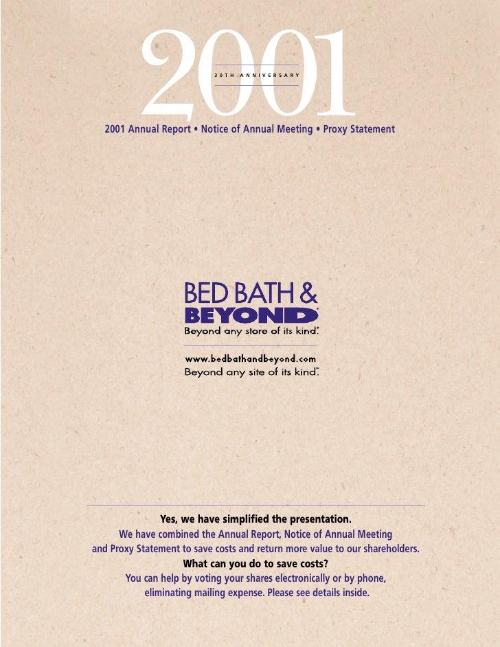 bed bath&beyond 2001ar_bbby2