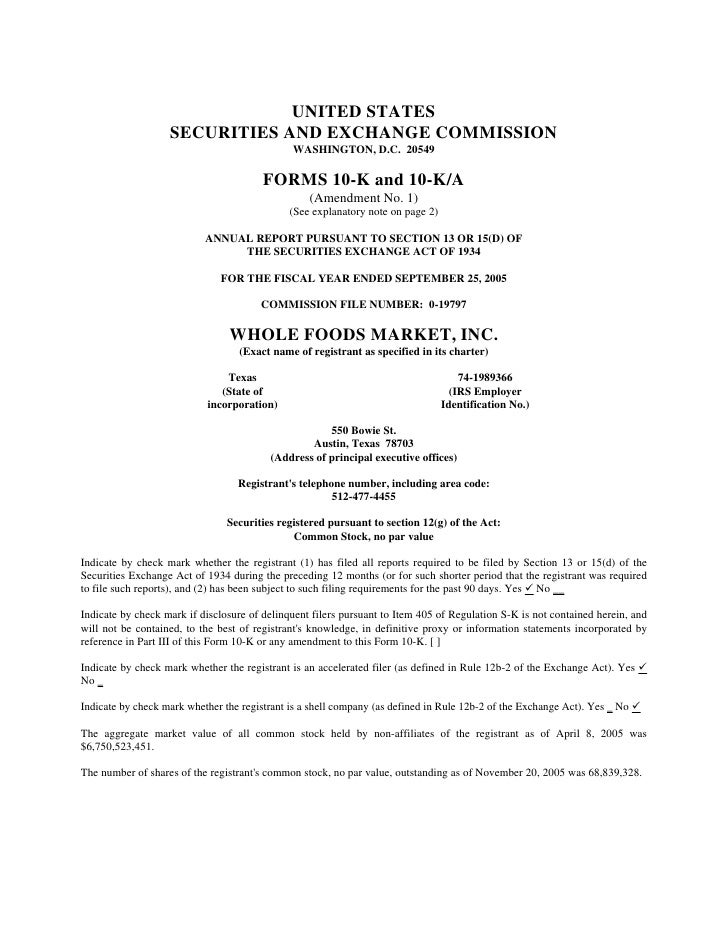 UNITED STATES                    SECURITIES AND EXCHANGE COMMISSION                                               WASHINGT...