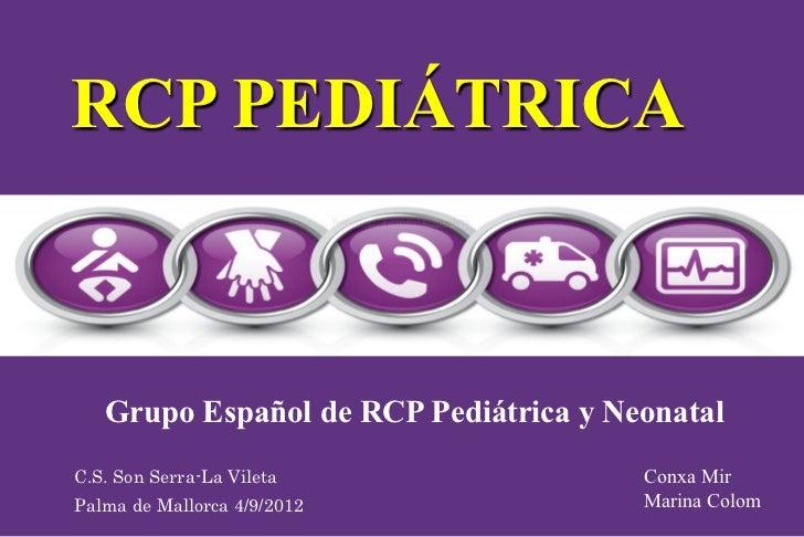 120904 rcp pediátrica pdf
