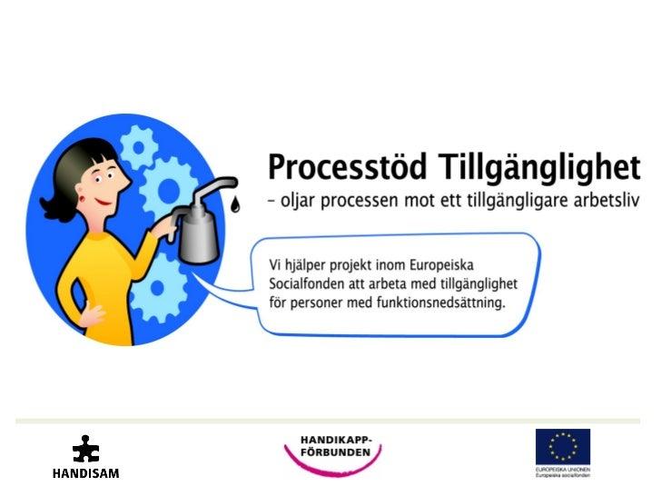 BESÖK: Basutbildning i tillgänglighet 6 sep 2012