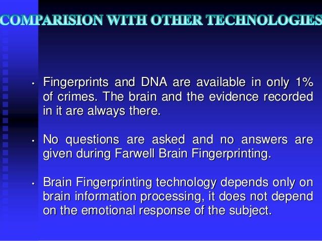 brain fingerprinting technology 26122016 the orwellian technology behind brainwave science is  nsa pick served on board of 'brain fingerprinting' company with  'brain fingerprinting.