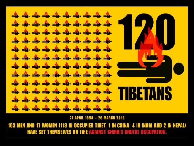There is no freedom in Tibet, His Holiness Dalai Lama is forbidden to return home.Panchen Lama [the second highest ranking...