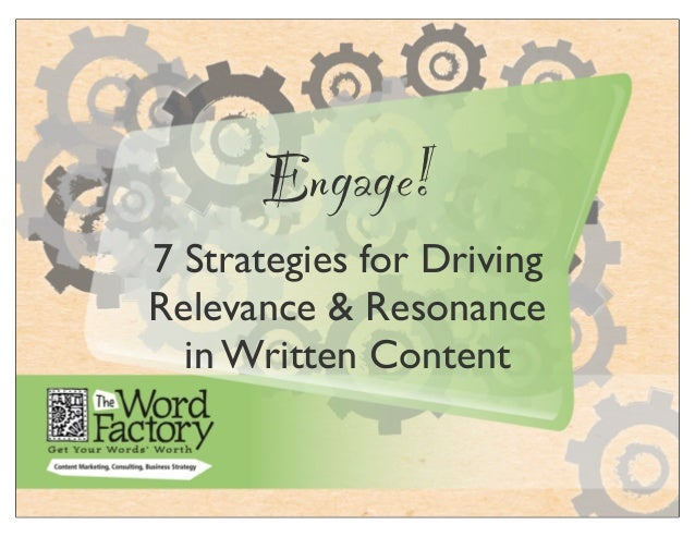 How to create more engaging editorial content