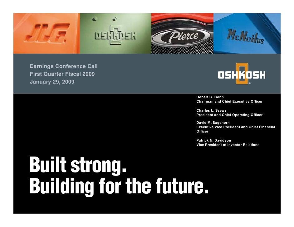 oshkosh   29D00BB2-1207-4948-8F93-2B2BCE9FE340_Q109_Slides