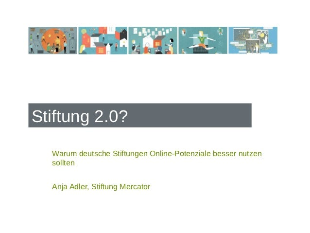 """Stiftung 2.0?"" auf dem betterplace labtogether"