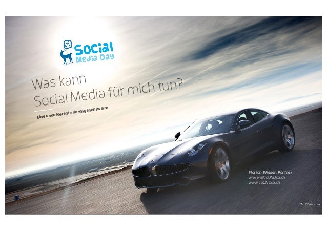 coUNDco - Emil Frey AG Social Media Day