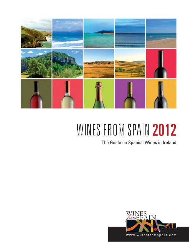 Wines from Spain Catalogue 2012