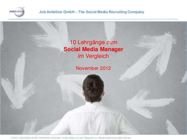 Social Media Mana