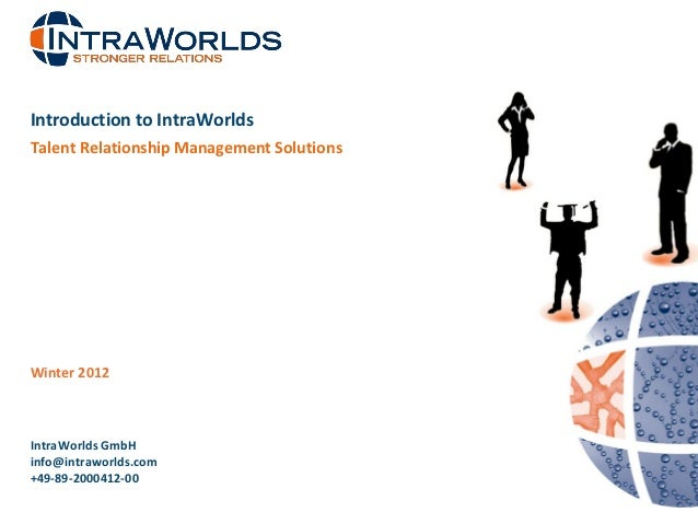 IntraWorlds Introduction