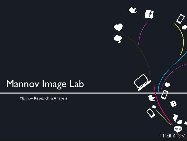 Mannov Image Lab Mannov Research & Analysis