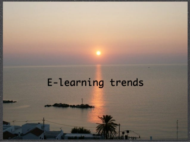 Trends e learning fontys aftrap