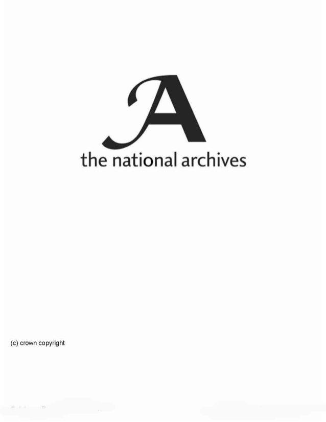 Free UK UFO National Archives Documents