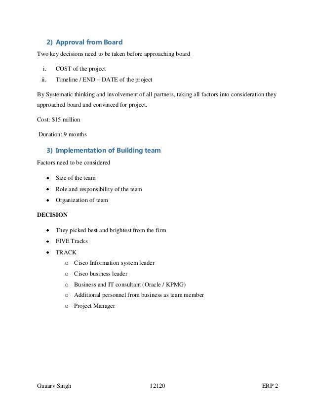 cisco system essay