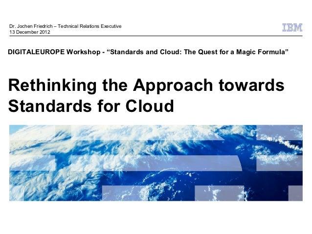 1212 cloud standardisation j friedrich