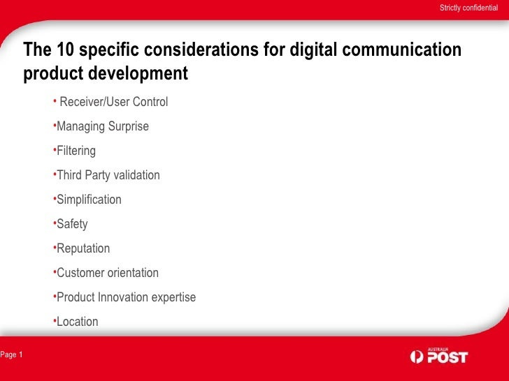 The 10 specific considerations for digital communication-VickiMiller