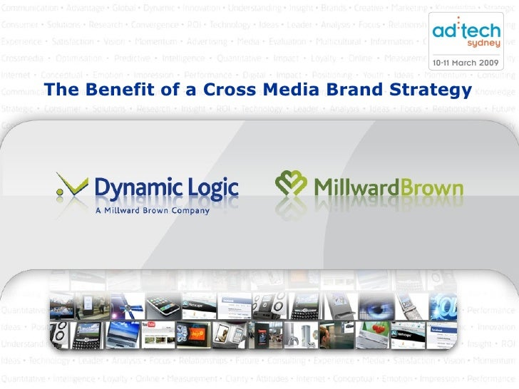 The Benefit of a Cross Media Brand Strategy