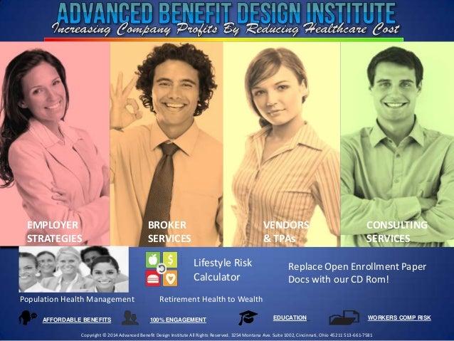 Benefits Business Plan