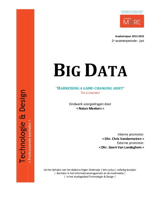 phd thesis on big data The phd in biostatistics typically requires five to six semesters of coursework and additional semesters devoted to dissertation research big data (1 unit) bsta 790: causal inference in biomedical the phd thesis is an original contribution to statistical methodology for biomedical.