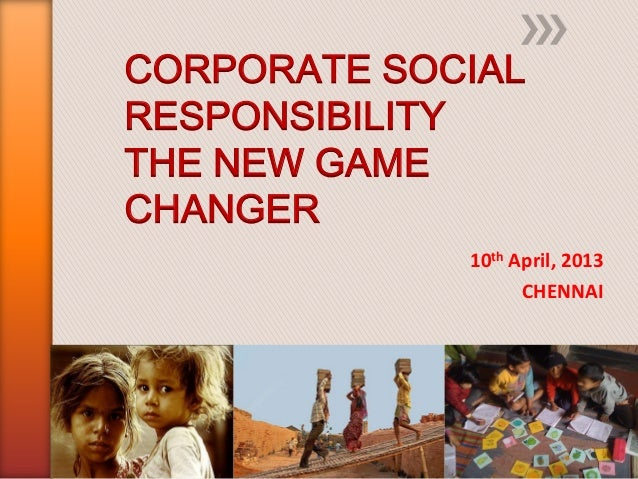CSR as Defined in Section 135 of The Companies Act