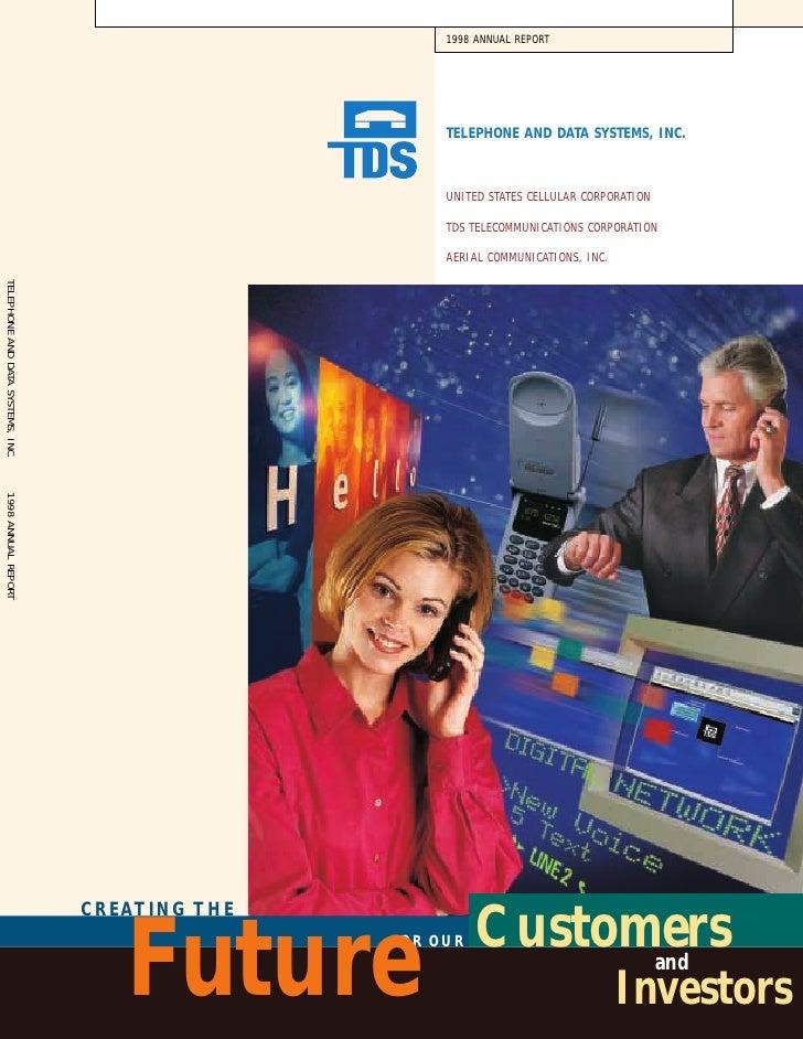 telephone data systems  98ar