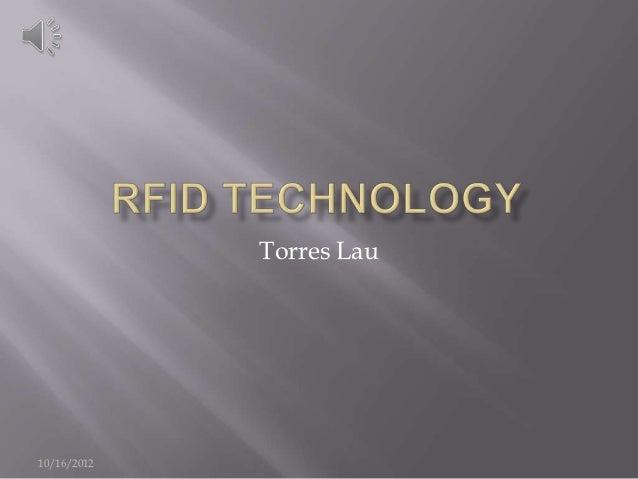 Torres Lau10/16/2012