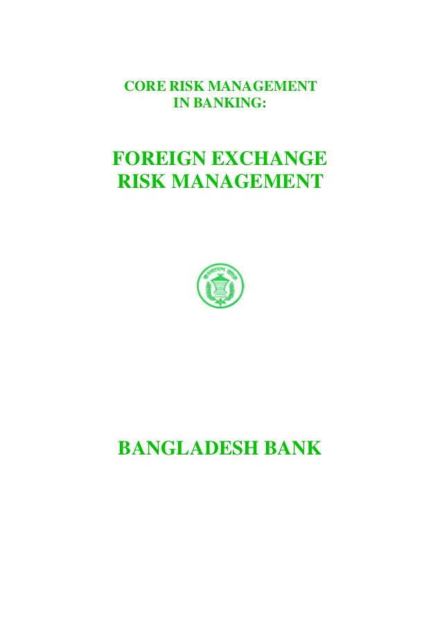 Forex risk bank